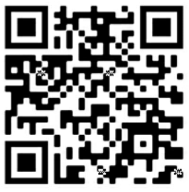 scan this code to set up an account